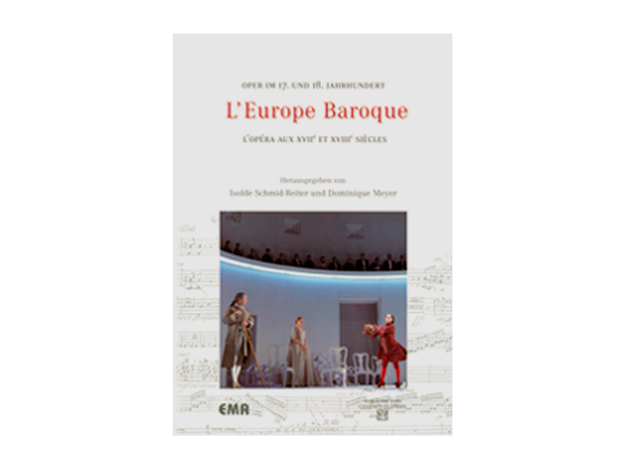 Buchcover Europe baroque