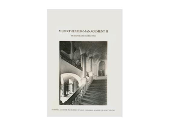 Buchcover Musiktheater 2